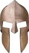 300 Spartan Helmet Prop Replica (NECA49200)