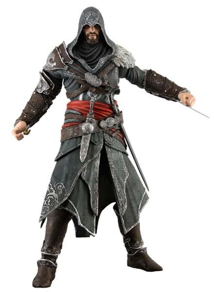 Assassin`s Creed Revelations Action Figure Ezio 18 cm