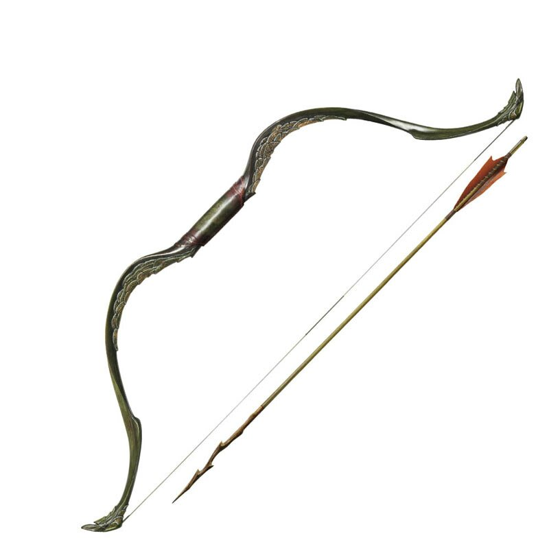 Bow and Arrow of Tauriel - Hobbit
