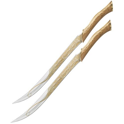 Fighting Knives of Legolas Greenleaf - Hobbit