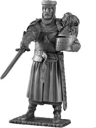 Figure Kay - Knights of the Round Table - Les Etains Du Graal