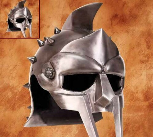 Gladiator Helmet of the Spaniard