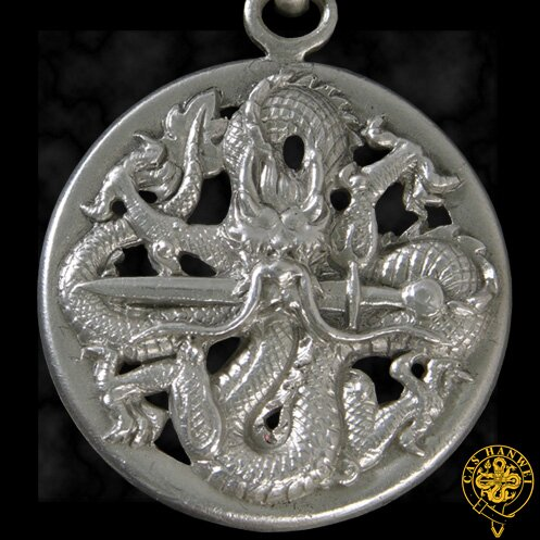 Hanwei Dragon Pendant