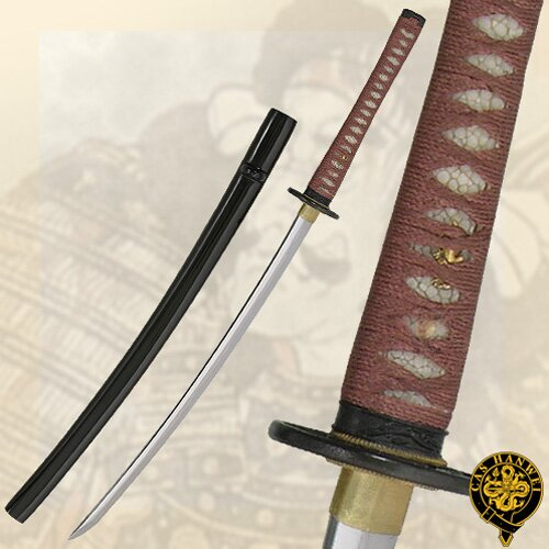Hanwei Mini Winter Bamboo Katana