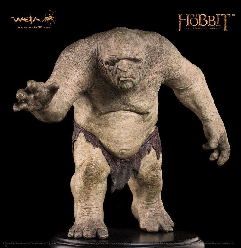 Hobbit - William the Troll - WETA