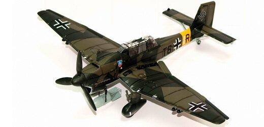 Junkers Ju-87 Stuka Dive
