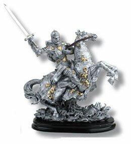 Knight miniature 3