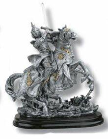 Knight miniature 4