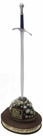 LOTR Miniature Glamdring Sword