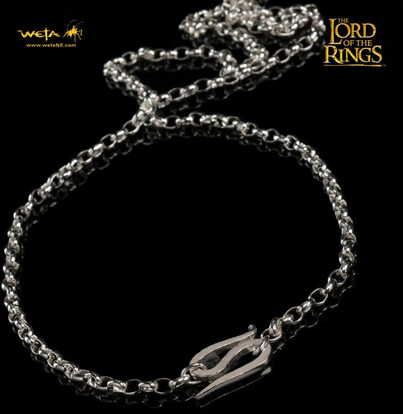 LOTR Silver Ring chain