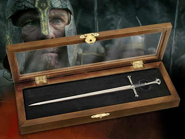 Lord of the Rings Letter Opener Narsil