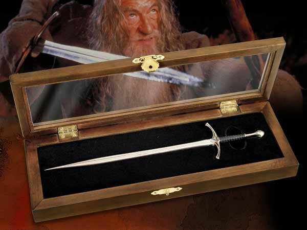 Lord of the Rings Letter Opener Glamdring