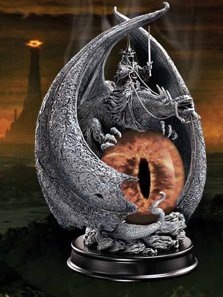 Lord of the Rings Statue The Fury of the Witch King