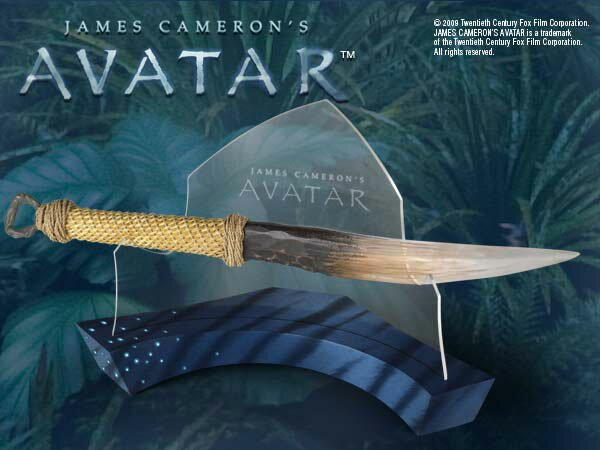 Navi Braided Dagger - Avatar movie