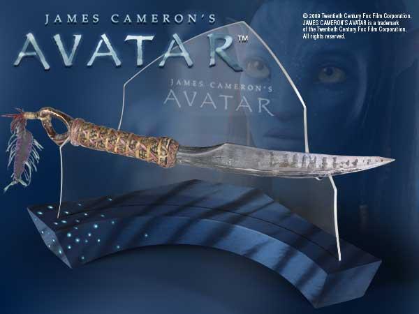 Neytiris Dagger - Avatar movie