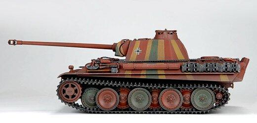 Panzerkampfwagen V Panther Ausführung A Sd.Kfz. 171 Tank