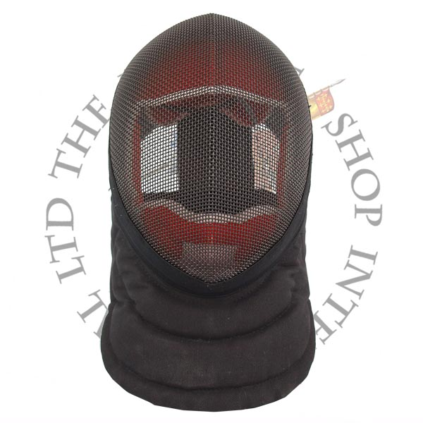 Red Dragon Fencing Mask