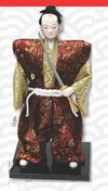 Samurai Warrior doll with katana (PL-603)