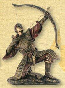 Samurai miniature