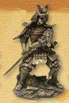 Samurai with katana (PL-418)
