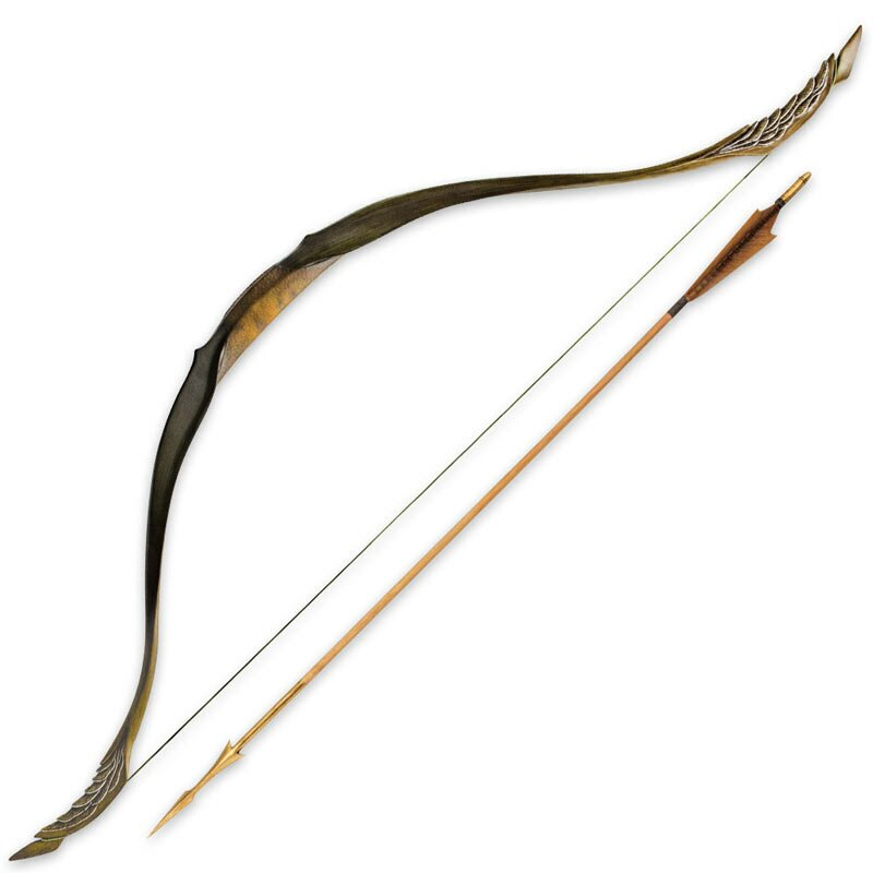 Short Bow of Legolas Greenleaf - Hobbit