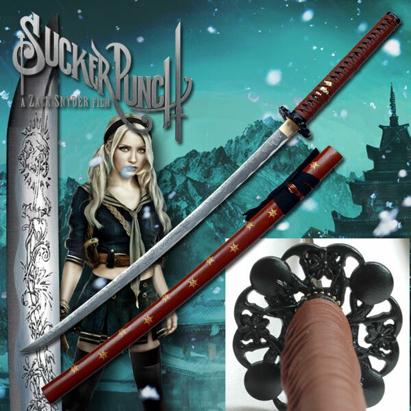 Sucker Punch Kaana Sword
