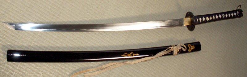 Ten Ryu Handforged Kill Bill - Bride Sword
