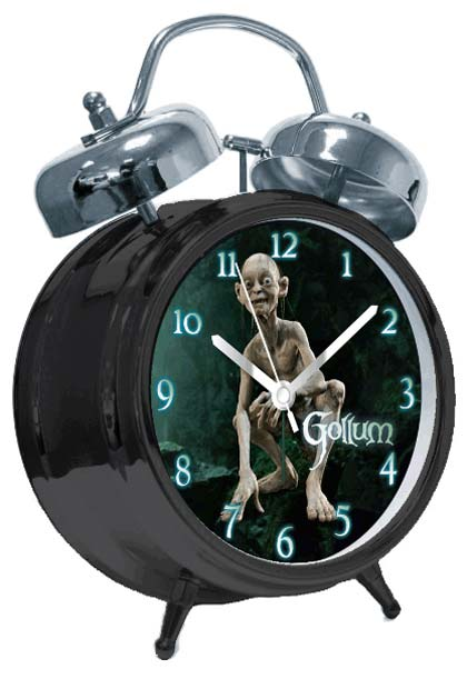 The Hobbit Alarm Clock with Sound Gollum