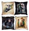 The Hobbit Cushion Set Characters (HOBB40)