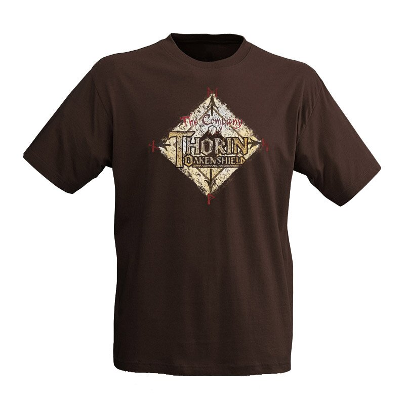 The Hobbit T-Shirt Thorin Oakenshield