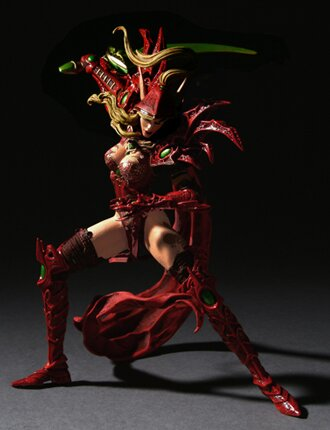 World Of Warcraft, Blood Elf Rogue: Valeera Sanguinar Collector Figure