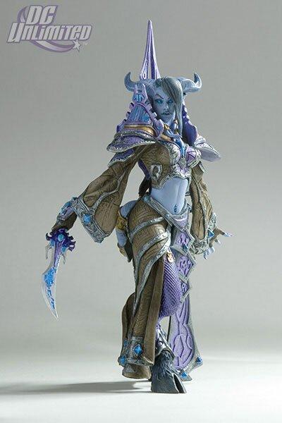 World Of Warcraft, Series 3: Dranei Mage: Tamuura Action Figure